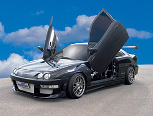 94-01 Integra Bolt-on Lambo Door Kit