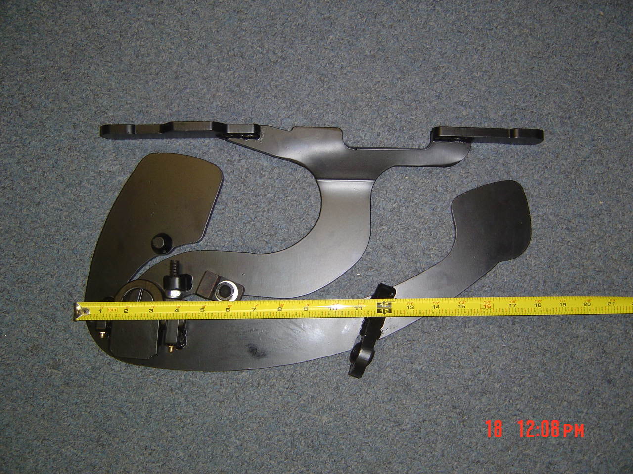 75 Degree Universal (w/o Bolt Pattern) Lambo Door Kit