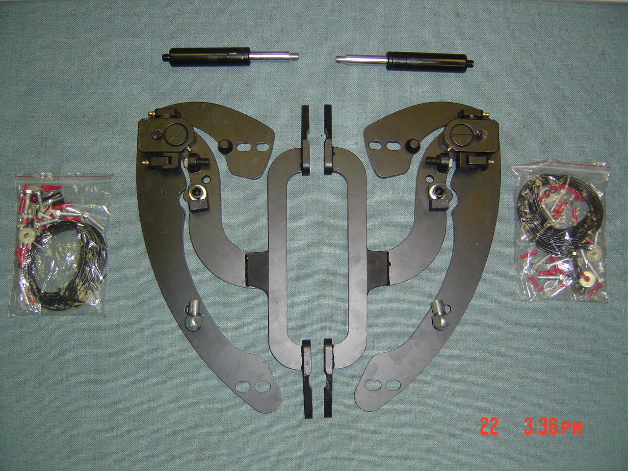 Scissor Door Kit